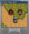 Anodyne Foil 3