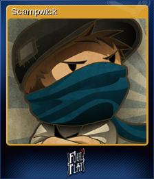 Foul Play Card 4