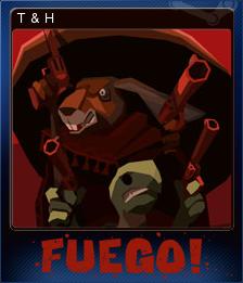 Fuego! Card 4