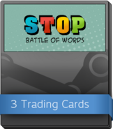 Stop Online - Battle of Words Booster Pack