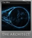 The Architect Foil 2