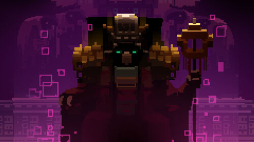 Hyper Light Drifter Artwork 2