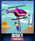Risky Rescue Card 4