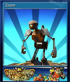 Hydraulic Empire Card 11