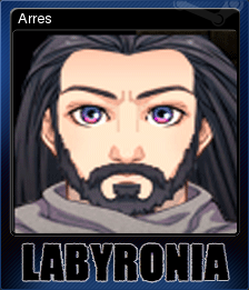Labyronia RPG Card 1