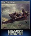 Hearts of Iron III Card 1