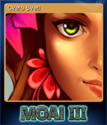MOAI 3 Trade Mission Collector's Edition Card 1