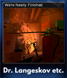 Dr. Langeskov, The Tiger, and The Terribly Cursed Emerald A Whirlwind Heist Card 4
