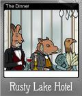 Rusty Lake Hotel Foil 7