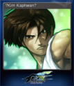 THE KING OF FIGHTERS XIII Card 5