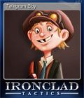 Ironclad Tactics Card 10