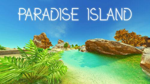 Paradise Island - VR MMO Artwork 02