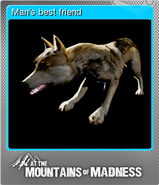At the Mountains of Madness Foil 4