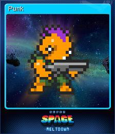 Super Space Meltdown Card 3