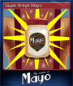 My Name is Mayo Card 4