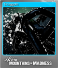 At the Mountains of Madness Foil 1