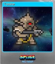 Super Space Meltdown Foil 8