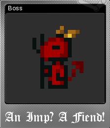 An Imp A Fiend Foil 3