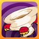Big Action Mega Fight! Badge 1