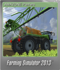 Farming Simulator 2013 Foil 4