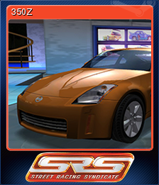 Street Racing Syndicate Card 5