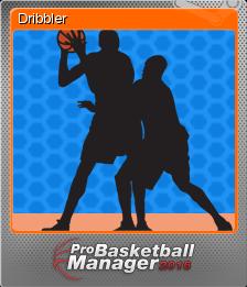 Pro Basketball Manager 2016 Foil 1