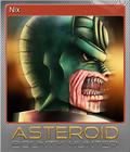 Asteroid Bounty Hunter Foil 7