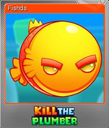 Kill The Plumber Foil 4