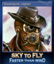 Sky To Fly Faster Than Wind Card 1