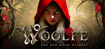 Woolfe - The Red Hood Diaries Logo