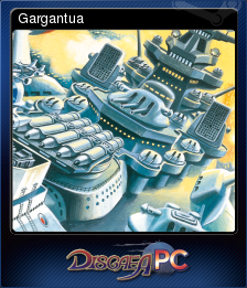 Disgaea PC Card 4