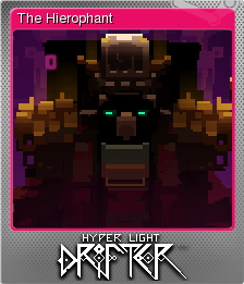 Hyper Light Drifter Foil 2
