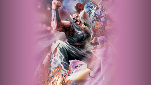 Street Fighter X Tekken Artwork 04