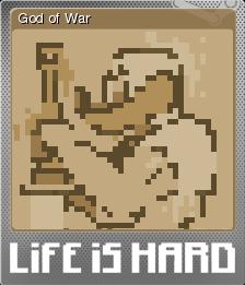 Life is Hard Foil 1