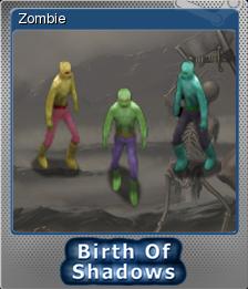 Birth of Shadows Foil 11