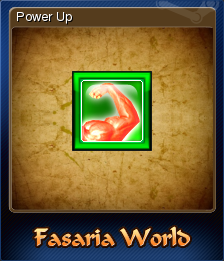 Fasaria World Online Card 2