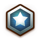 Awesomenauts Badge 1