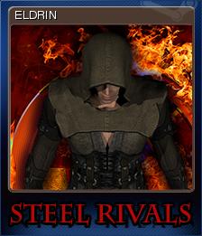 STEEL RIVALS Card 4