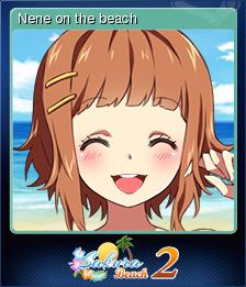 Sakura Beach 2 Card 3