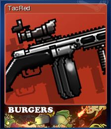 Burgers Card 10