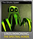 UnSummoning the Spectral Horde Foil 2