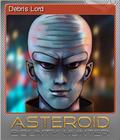 Asteroid Bounty Hunter Foil 1