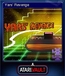Atari Vault Card 8