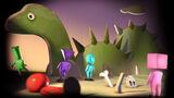 Steam Summer Adventure 2014 Background Dino!