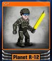 Planet R-12 Card 1