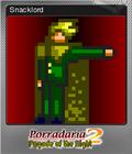 Porradaria 2 Pagode of the Night Foil 6