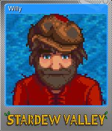 Stardew Valley Foil 6