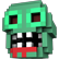 Ace of Spades Battle Builder Emoticon zombie