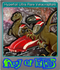 Army of Tentacles (Not) A Cthulhu Dating Sim Foil 2