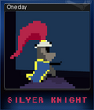 Silver Knight Card 1